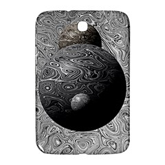 Liquid Moons Samsung Galaxy Note 8 0 N5100 Hardshell Case  by InsanityExpressed