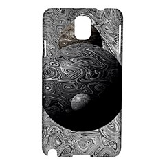 Liquid Moons Samsung Galaxy Note 3 N9005 Hardshell Case by InsanityExpressed