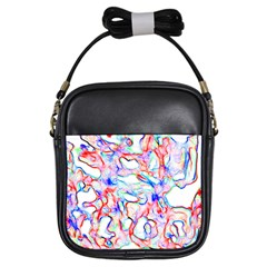 Soul Colour Light Girls Sling Bags by InsanityExpressed