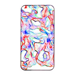 Soul Colour Light Apple Iphone 4/4s Seamless Case (black) by InsanityExpressed