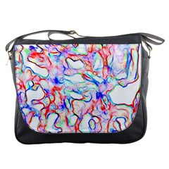 Soul Colour Light Messenger Bags by InsanityExpressed