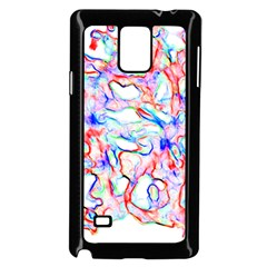 Soul Colour Light Samsung Galaxy Note 4 Case (black) by InsanityExpressed