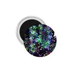 Colour Play Flowers 1 75  Magnets by InsanityExpressed