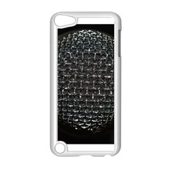 Modern Microphone Apple Ipod Touch 5 Case (white) by timelessartoncanvas