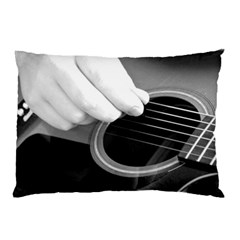 Guitar Player Pillow Cases