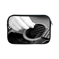 Guitar Player Apple Ipad Mini Zipper Cases by timelessartoncanvas