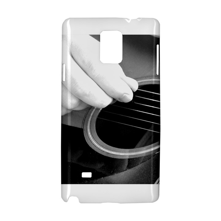 Guitar Player Samsung Galaxy Note 4 Hardshell Case