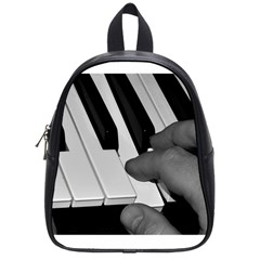 The Piano Player School Bags (small)
