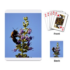 Bumble Bee 1 Playing Card