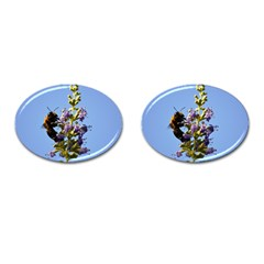 Bumble Bee 1 Cufflinks (oval)