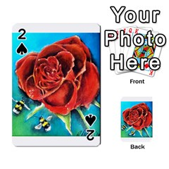Bumble Bee 3 Playing Cards 54 Designs