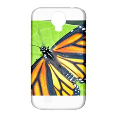 Butterfly 2 Samsung Galaxy S4 Classic Hardshell Case (pc+silicone) by timelessartoncanvas