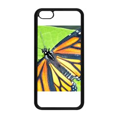 Butterfly 2 Apple Iphone 5c Seamless Case (black) by timelessartoncanvas