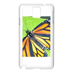 Butterfly 2 Samsung Galaxy Note 3 N9005 Case (white)