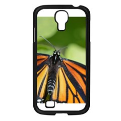 Butterfly 3 Samsung Galaxy S4 I9500/ I9505 Case (black) by timelessartoncanvas