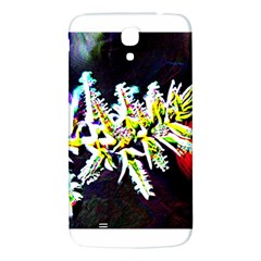 Digitally Enhanced Flower Samsung Galaxy Mega I9200 Hardshell Back Case by timelessartoncanvas