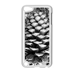 Pinecone Spiral Apple Ipod Touch 5 Case (white) by timelessartoncanvas