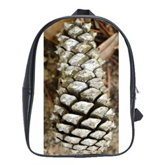 Pincone Spiral #2 School Bags (xl)  by timelessartoncanvas