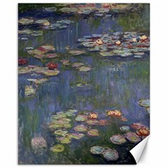 Claude Monet   Water Lilies Canvas 16  X 20   by ArtMuseum