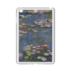 Claude Monet   Water Lilies Ipad Mini 2 Enamel Coated Cases by ArtMuseum