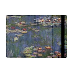 Claude Monet   Water Lilies Ipad Mini 2 Flip Cases by ArtMuseum