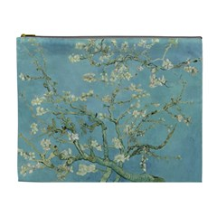 Almond Blossom Tree Cosmetic Bag (xl) by ArtMuseum