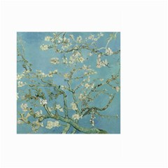Almond Blossom Tree Large Garden Flag (two Sides) by ArtMuseum