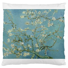 Almond Blossom Tree Large Cushion Cases (two Sides)