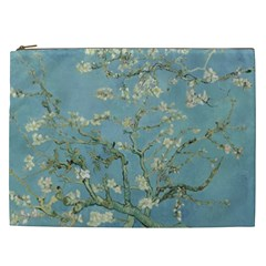Almond Blossom Tree Cosmetic Bag (xxl)  by ArtMuseum