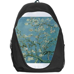 Almond Blossom Tree Backpack Bag by ArtMuseum