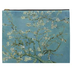 Almond Blossom Tree Cosmetic Bag (xxxl)  by ArtMuseum