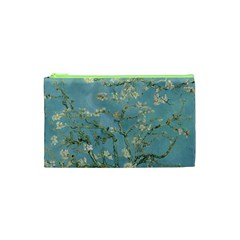 Almond Blossom Tree Cosmetic Bag (xs) by ArtMuseum