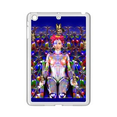 Robot Butterfly Ipad Mini 2 Enamel Coated Cases by icarusismartdesigns