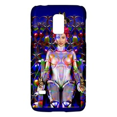 Robot Butterfly Galaxy S5 Mini by icarusismartdesigns