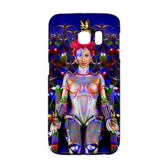 Robot Butterfly Galaxy S6 Edge by icarusismartdesigns