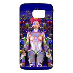 Robot Butterfly Galaxy S6 by icarusismartdesigns