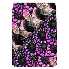 Hippy Fractal Spiral Stacks Flap Covers (s)  by KirstenStar