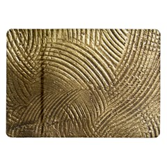 Brushed Gold 050549 Samsung Galaxy Tab 10 1  P7500 Flip Case by AlteredStates