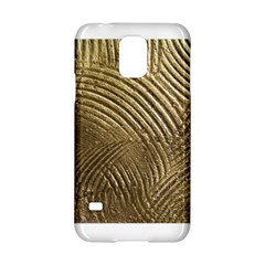 Brushed Gold 050549 Samsung Galaxy S5 Hardshell Case  by AlteredStates