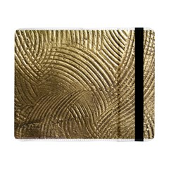 Brushed Gold 050549 Samsung Galaxy Tab Pro 8 4  Flip Case by AlteredStates