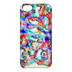 Soul Colour Light Apple Iphone 5c Hardshell Case by InsanityExpressed