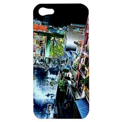 Colour Street Top Apple Iphone 5 Hardshell Case by InsanityExpressed