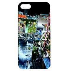 Colour Street Top Apple Iphone 5 Hardshell Case With Stand by InsanityExpressed