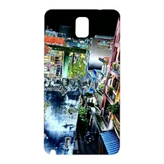 Colour Street Top Samsung Galaxy Note 3 N9005 Hardshell Back Case by InsanityExpressed