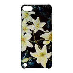 Bright Lilies Apple Ipod Touch 5 Hardshell Case With Stand by timelessartoncanvas