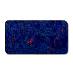 Blue Sphere Medium Bar Mats by InsanityExpressed