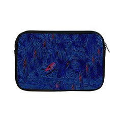 Blue Sphere Apple Ipad Mini Zipper Cases
