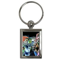 Colour Street Top Key Chains (rectangle)  by InsanityExpressed