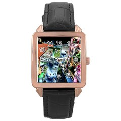 Colour Street Top Rose Gold Watches by InsanityExpressed