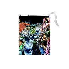 Colour Street Top Drawstring Pouches (small)  by InsanityExpressed